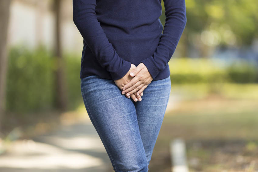 Increasing Rates of Bladder Loss for Females