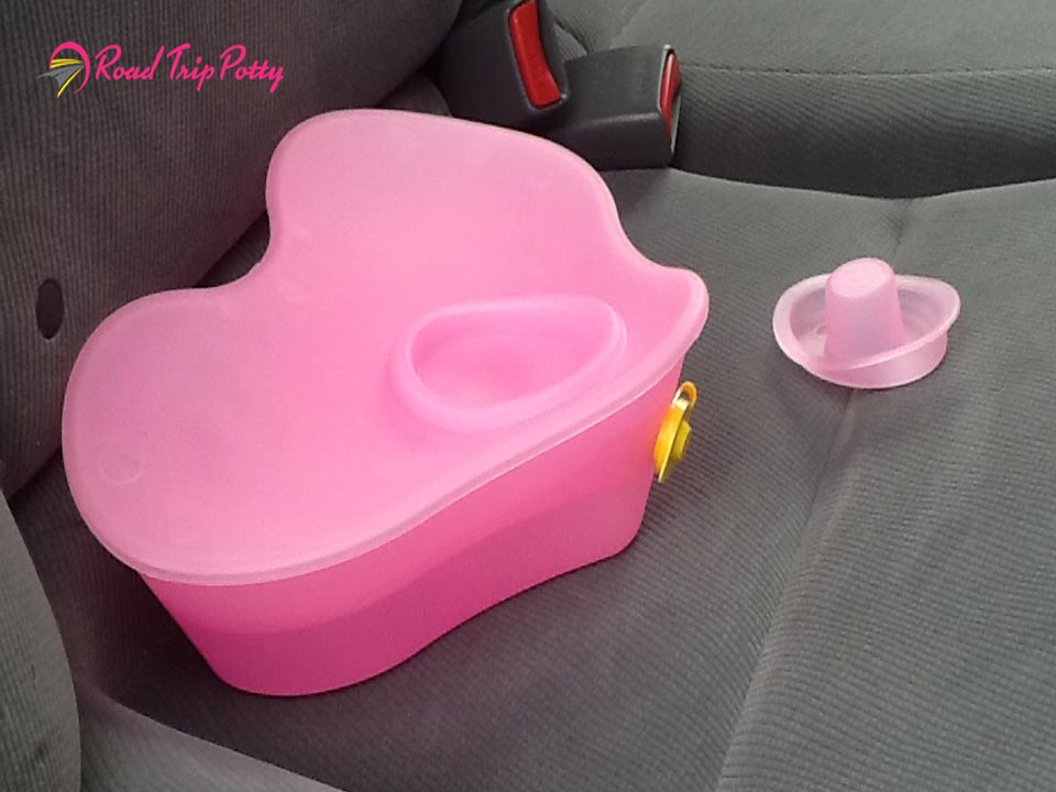Road Trip Potty Offers The Road Trip Potty Portable Female Urinal